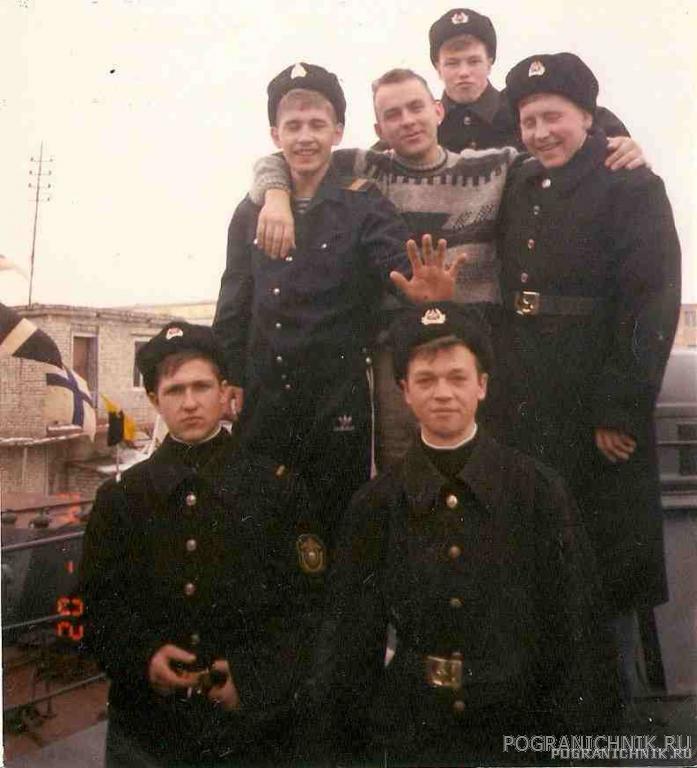 """БЧ-5 ПСКР """"Кречет"""" 1998 год"""