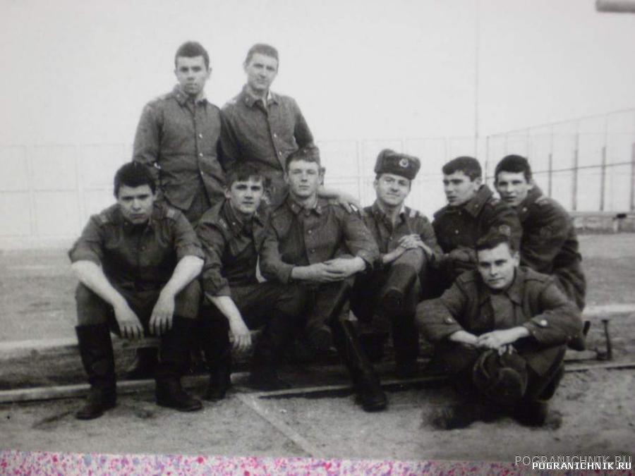 Тбилиси - батальон связи - 1986