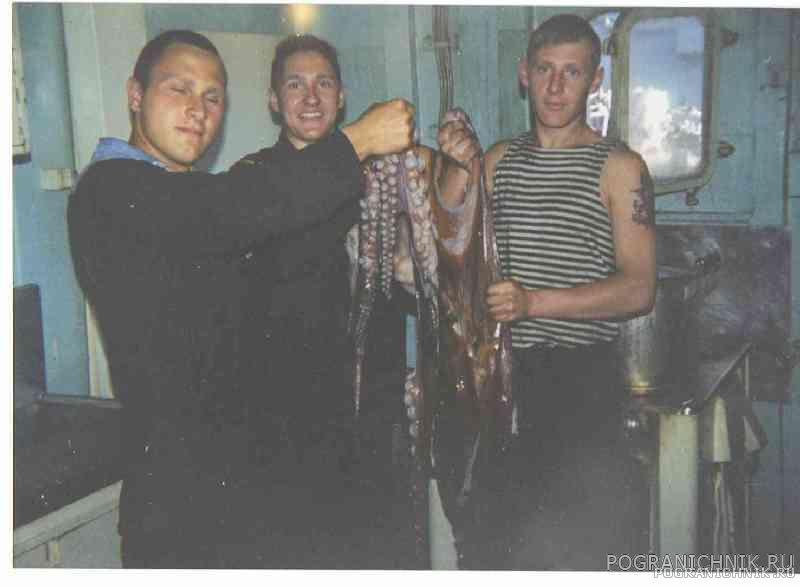 Пожиратели осьминогов из БЧ-5