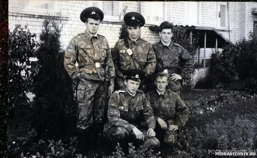 МКПП Вентспилс 1988