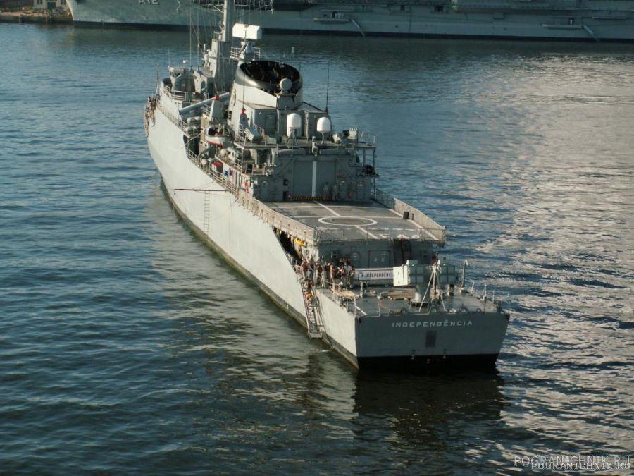 Корабли бразильских ВМС