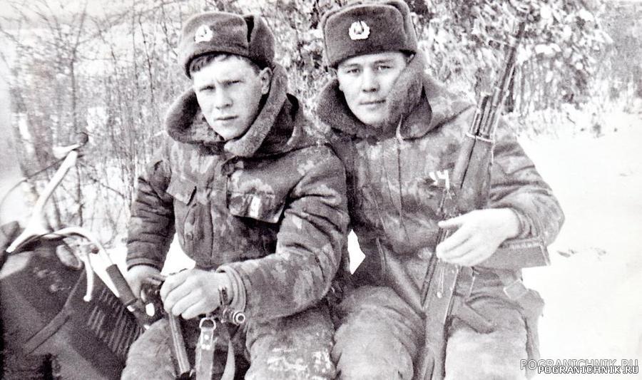 """11 п/з """"Аргунская"""" 70-й Отряд"""