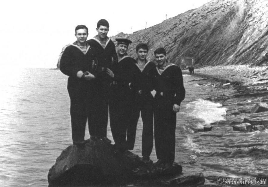 Анапа, 1966