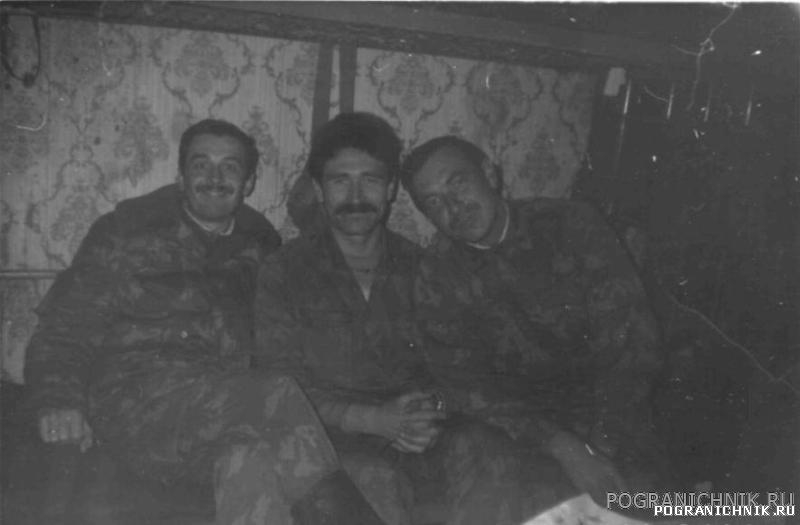 Ордубад, февраль 1990 года