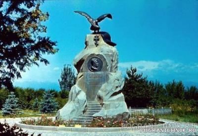 памятник пражевальскому