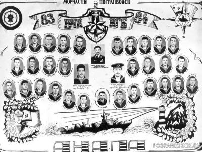 3-я рота, 1983-84 гг. Штурманские электрики
