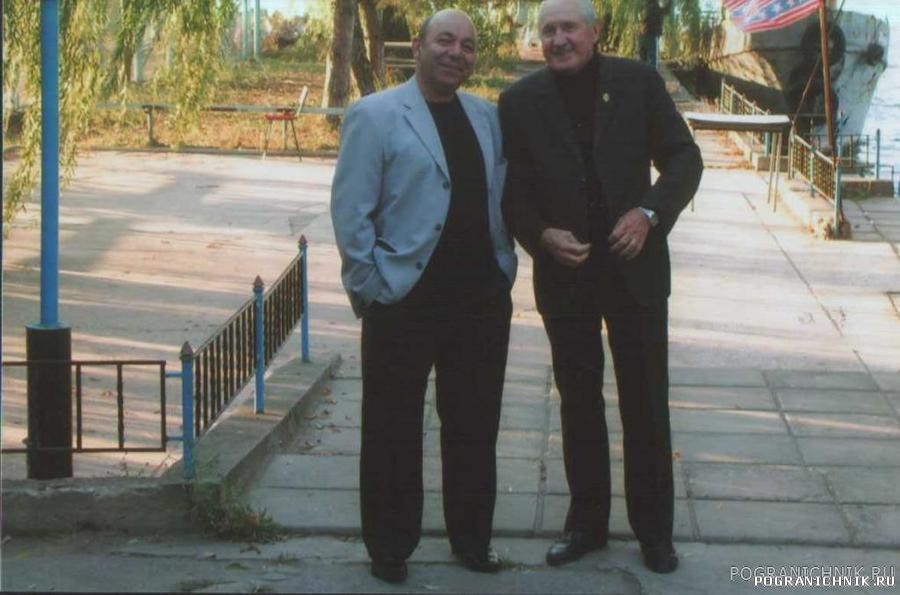 Б.Р.Филлиппов и я. г.Николаев