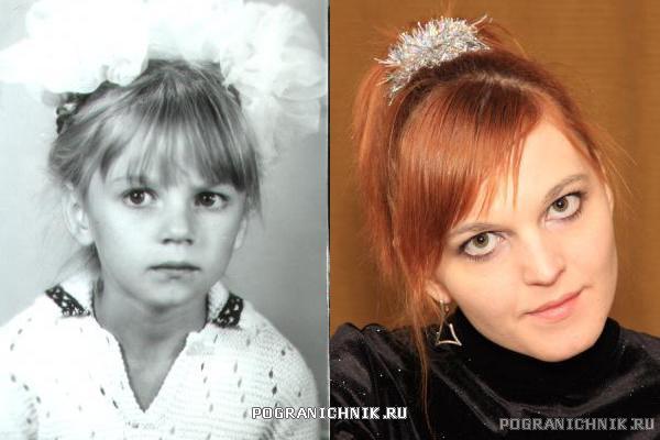 Алёнка и...опять Алёнка..)))