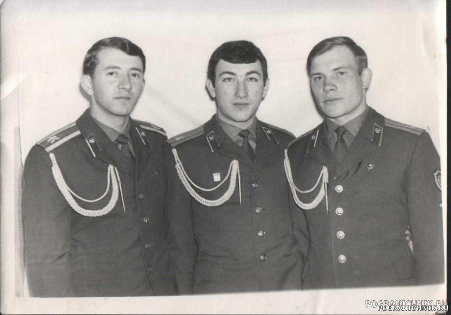 Старшины 2-го н-на 75-79 г.г.