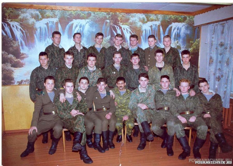 """В/ч 9794 ПЗ-КПП """"КЕМЬ"""" осень 2004г."""