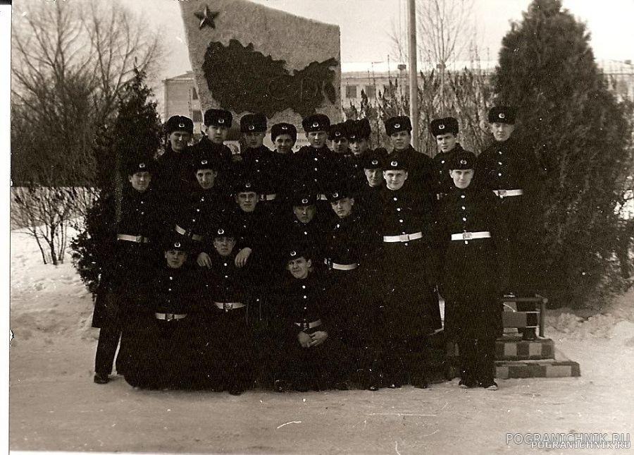 Выпуск (весна 1985 год)Мотыли