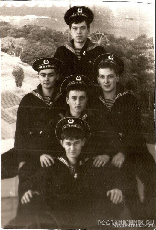 4 школа 1-й взвод (84-85)