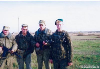 3ПогЗ 8ПогО. Октябрь 1996года