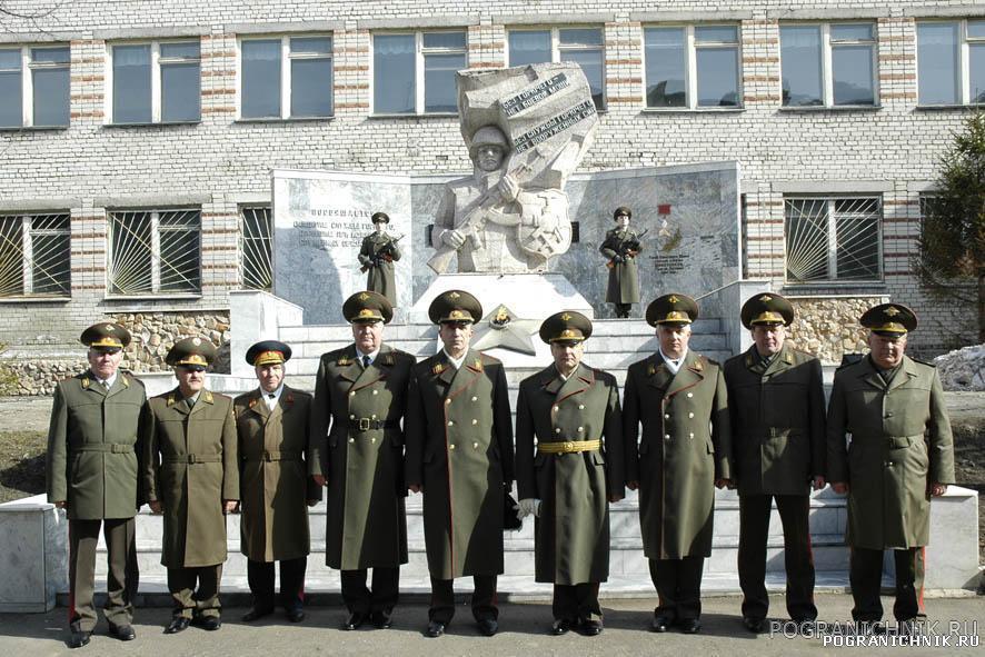 1 апреля 2008  года 60 лет УВВТУ