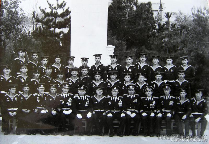 ДМБ 1985 года 4 электромеханической школы