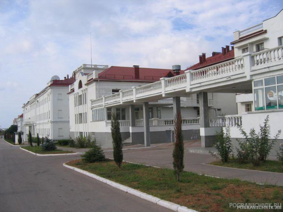 7-й учебный отряд ВМФ. Севастополь.