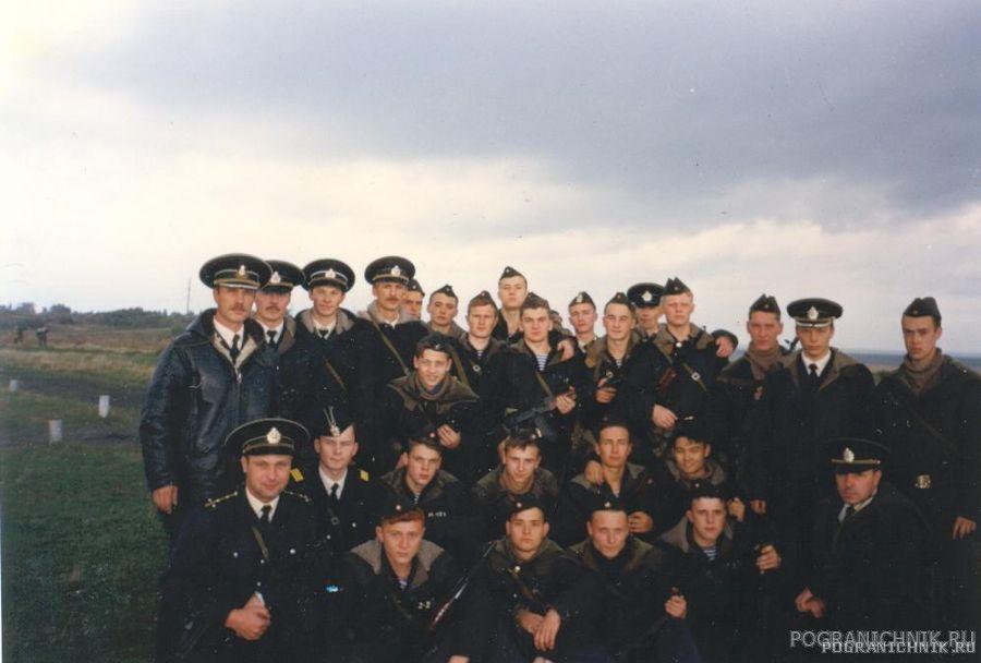 Экипаж ПСКР Калининград 1997 г..jpg
