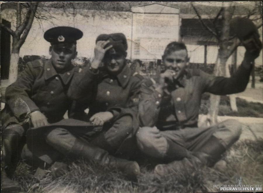 Бахарденский ПО 4 пз Койне Кесыр 1975г