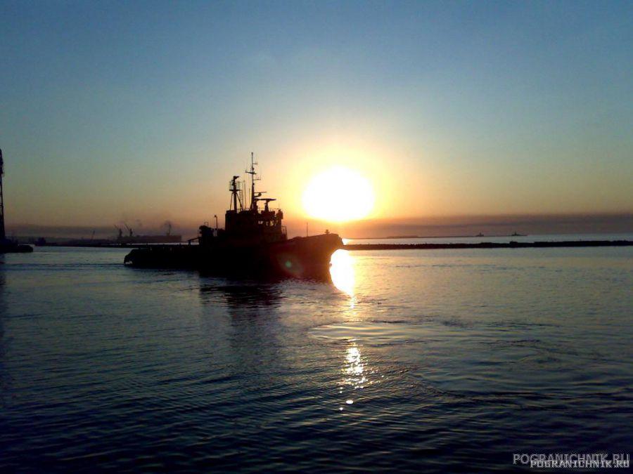 Мариуполь порт