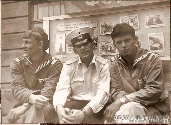 Виктор Штык 1982 год