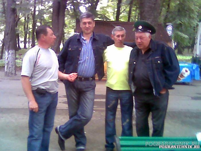 КСАПО Бахарденский Пограничный Отряд