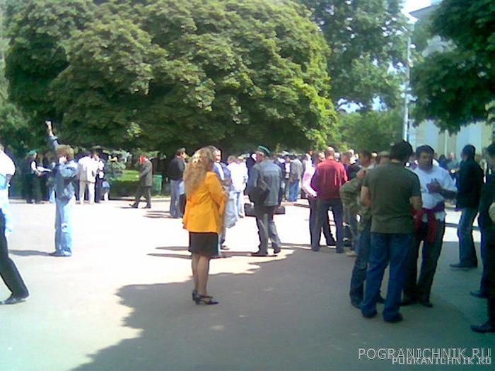 28мaя 2008г сегодня праздник Пограничников всех поколений,пa