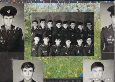 дембеля. ОКПП МОСКВА 1988 весна