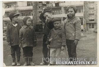 Дети 1973/74 год