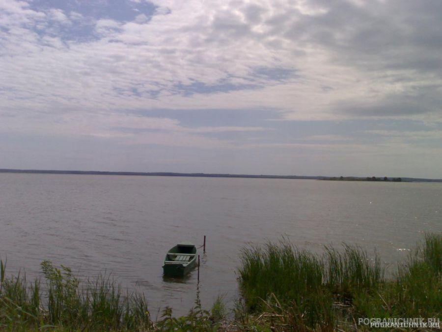 Ростов.Вид на озеро Неро.