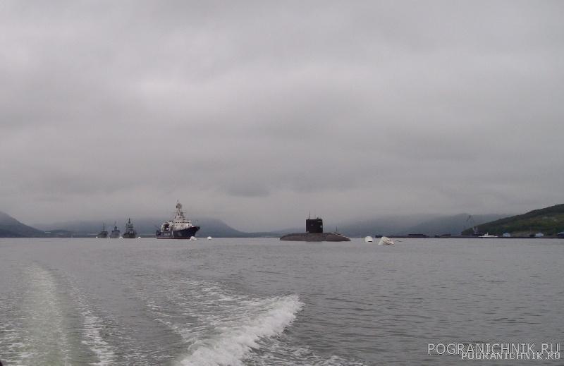 День ВМФ 2007
