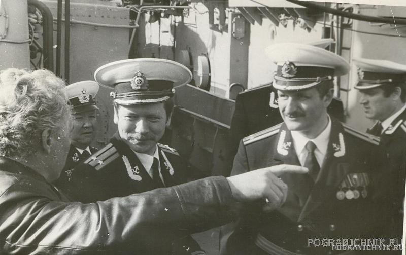 28.05.1992 год последний спуск флага КПСКР Киров