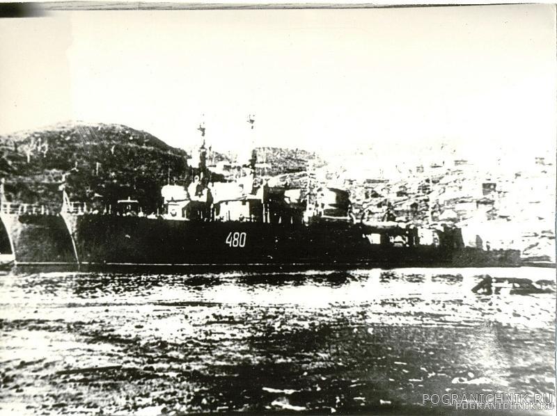 КПСКР Киров бн 480 и КПСКР Дзержинский Соленое Озеро 1956 г