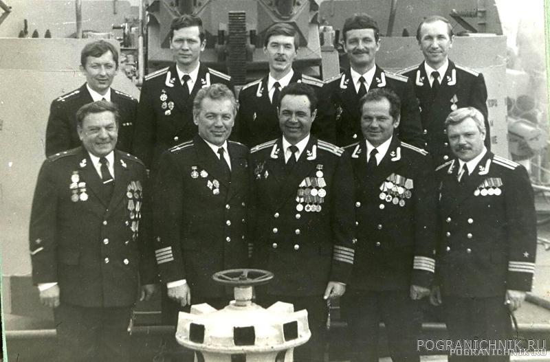 Кировцы 1986 г