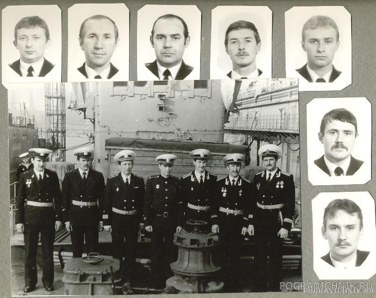 Дальзавод май 1987 КПСКР Киров