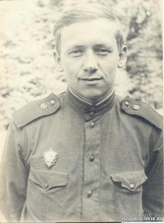 25 Пограничная застава,п.Папе.Родин Николай,1967год.