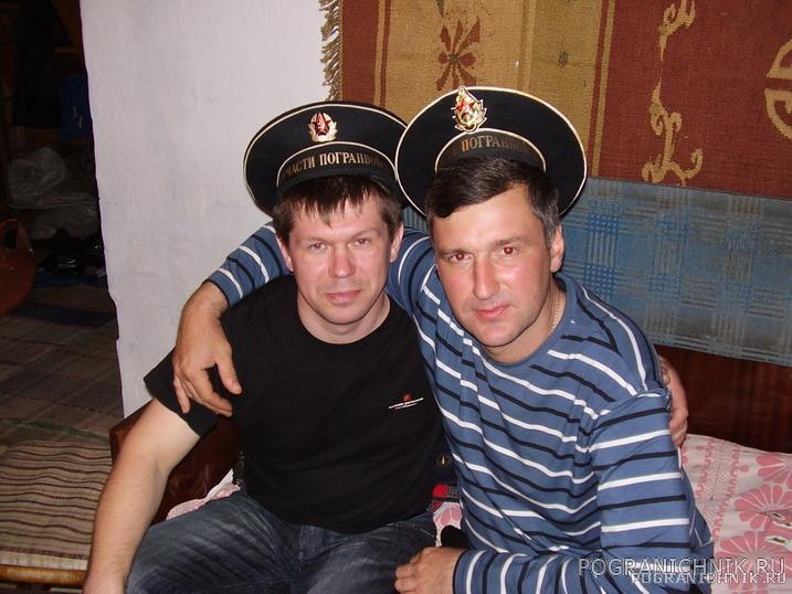 Я и Кажурин Сергей
