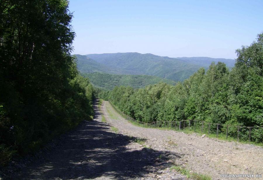 Перевал на участке ПогЗ Широкая
