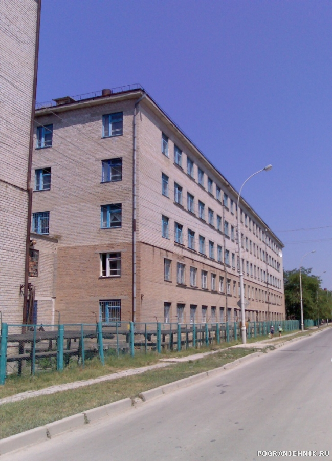 Вид на школу связи (№4).