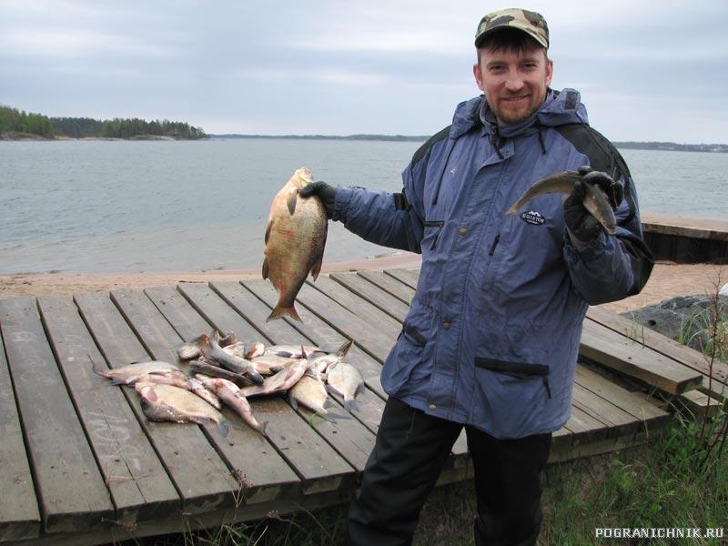 Рыбалка на финском.