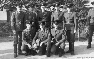 багратионовск лето1987год