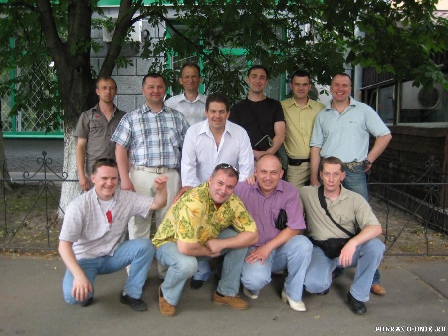 встреча в Киеве 29 июня 2008