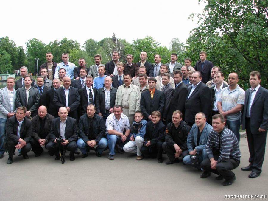 8 июня 2008. 3 дивизон вместе 15 лет спустя.