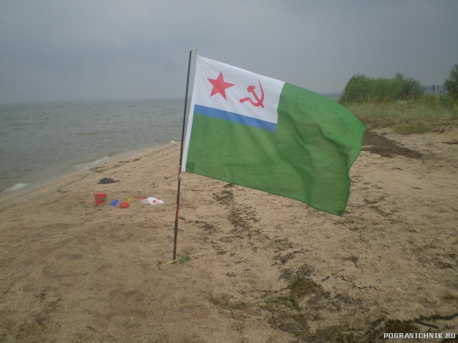 Святое знамя праздника.JPG