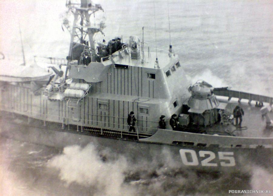 651 - уходим на службу (Новороссийск)
