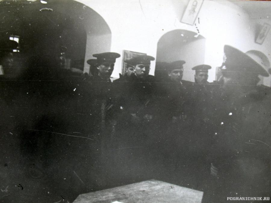 7-й учебный отряд ВМФ - Севастополь. 9-я рота