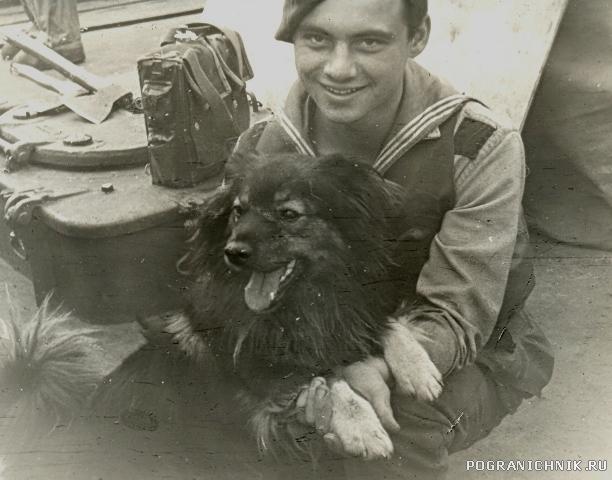 Корабельный пёс Санча