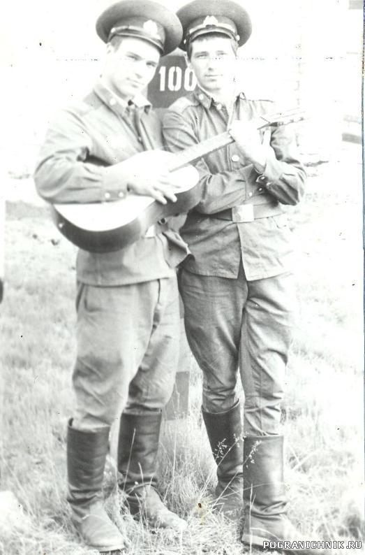 п.Сальми...Баклан и Пингвин (лето-85)
