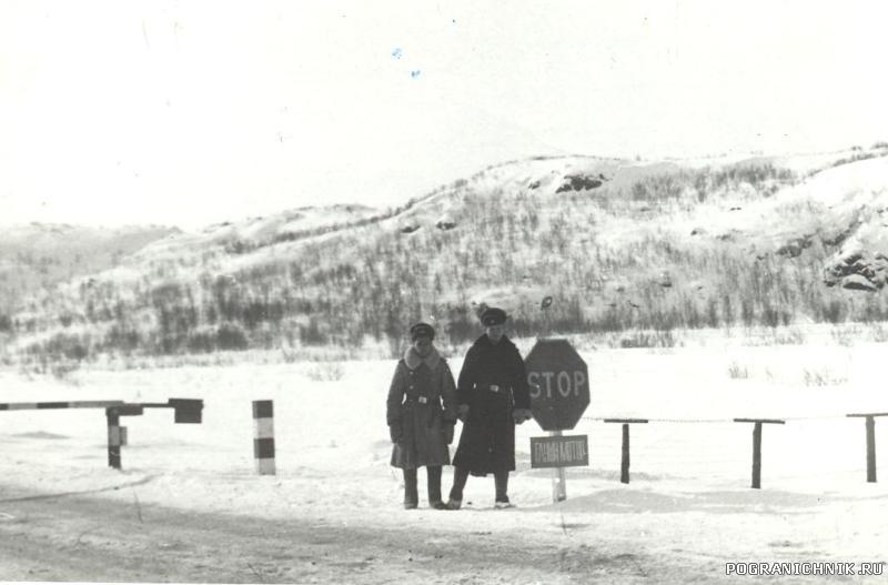 """100ПО,КПП""""Титовка""""-весна1984"""