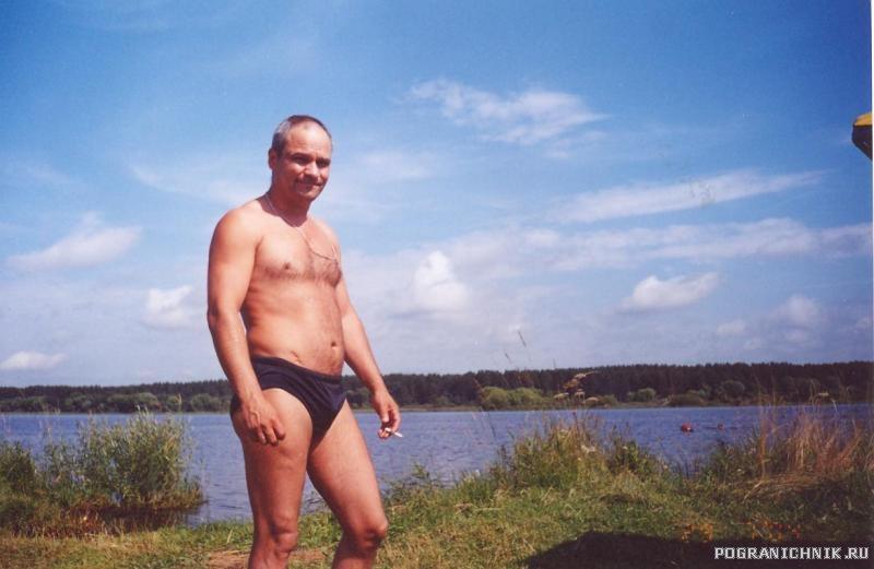 Течёт река Волга-лето2005.