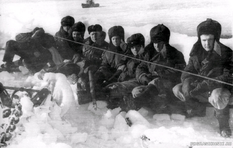 Ледовый поход 5